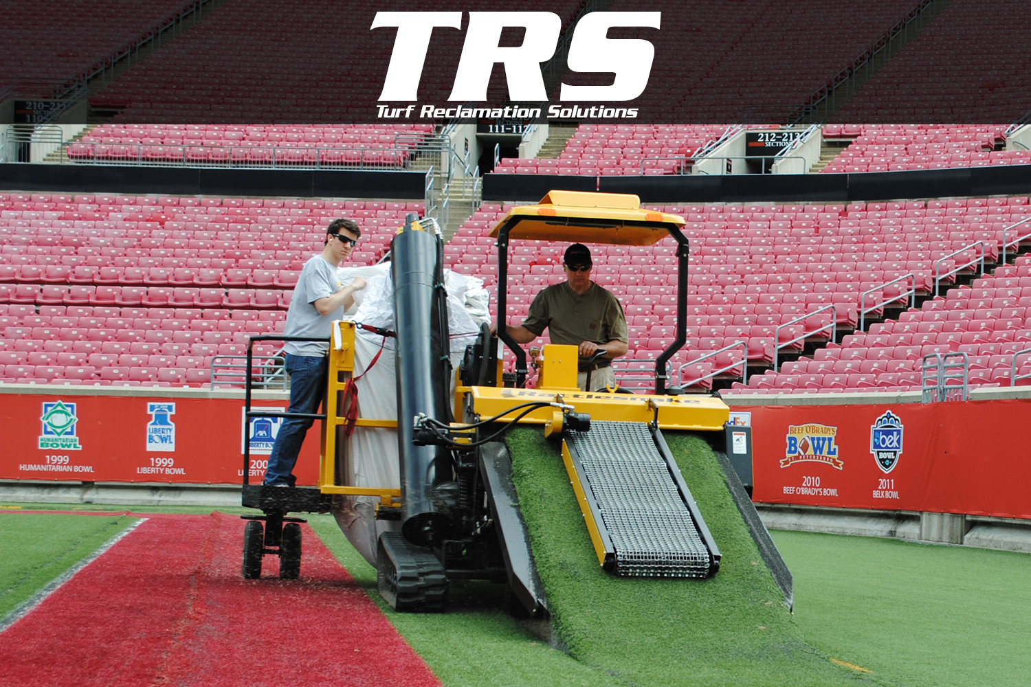 Turf Reclamation Solutions